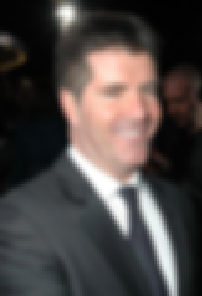 Simon Cowell is listed (or ranked) 7 on the list Fox News' Celebrity Smokestacks
