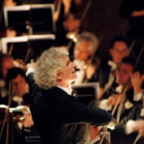 Simon Rattle is listed (or ranked) 12 on the list List of Famous Music Directors
