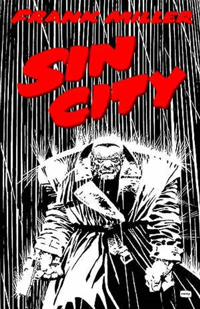 Sin City is listed (or ranked) 4 on the list The Best Crime Comics to Ever Hit the Shelves