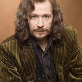 Sirius Black is listed (or ranked) 6 on the list List of Harry Potter And The Goblet Of Fire Characters