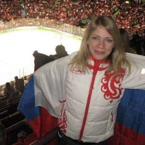 Tatiana Borodulina is listed (or ranked) 12 on the list Famous Female Athletes from Russia