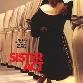 Sister Act is listed (or ranked) 3 on the list The Best Whoopi Goldberg Movies