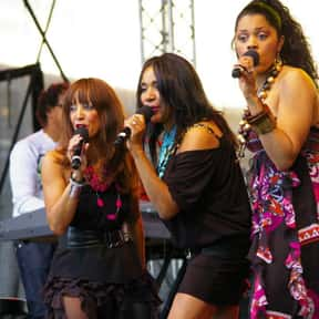 Sister Sledge is listed (or ranked) 6 on the list The Best Sister Bands & Musical Groups, Ranked