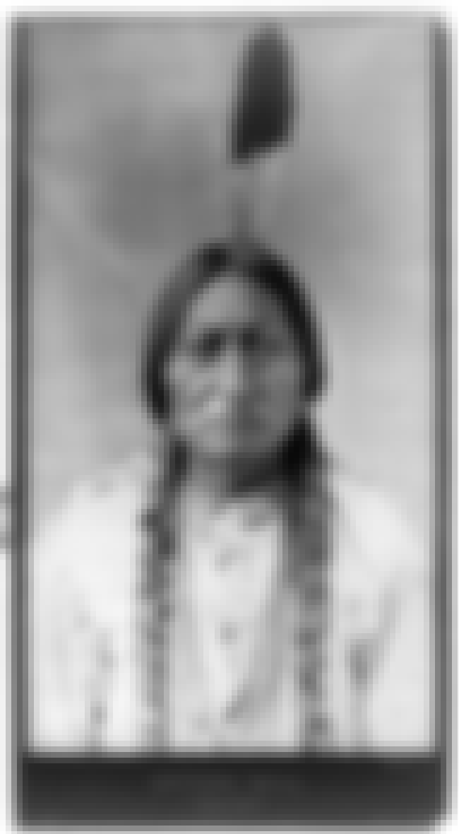 Sitting Bull is listed (or ranked) 4 on the list The Top 100 Most Influential Men/Women in American History