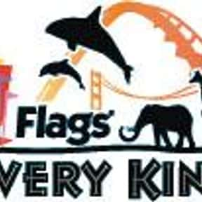 Six Flags Discovery Kingdom is listed (or ranked) 10 on the list Amusement Parks in California