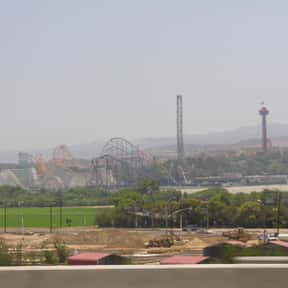 Six Flags Magic Mountain is listed (or ranked) 2 on the list The Best Theme Parks For Roller Coaster Junkies