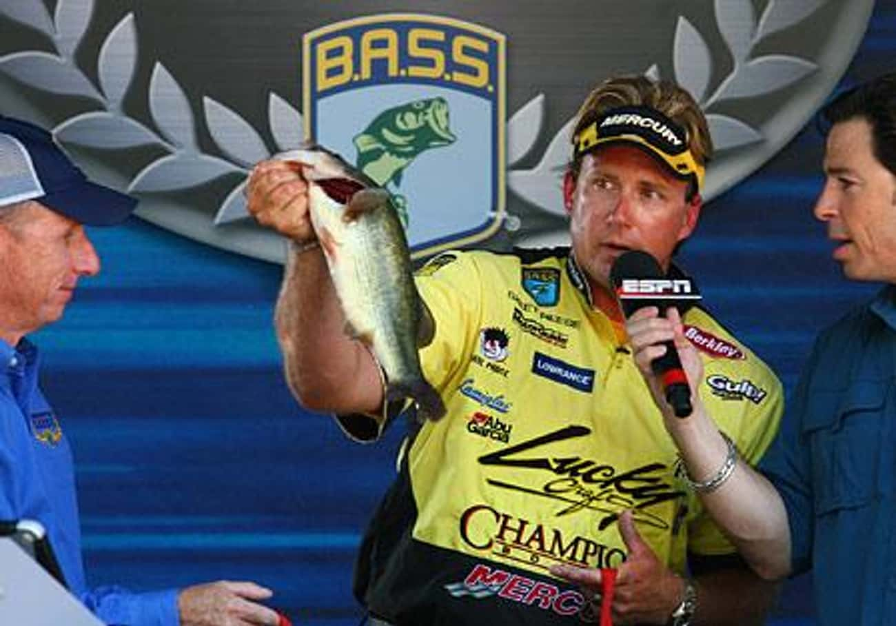 Skeet Reese is listed (or ranked) 3 on the list List of Famous Professional Sport Fishermans