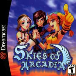 Skies of Arcadia
