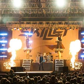 Skillet is listed (or ranked) 4 on the list List of Famous Bands from Memphis