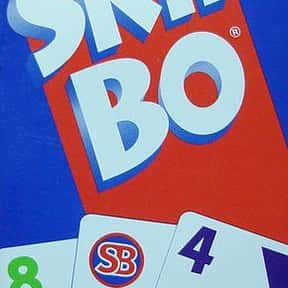 SKIP-BO is listed (or ranked) 15 on the list The Best Board Games for Kids 7-12