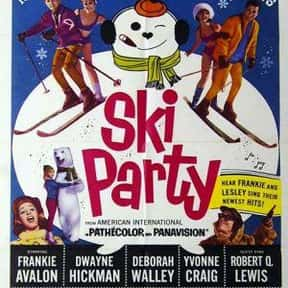 Ski Party is listed (or ranked) 11 on the list The Best '60s Beach Movies