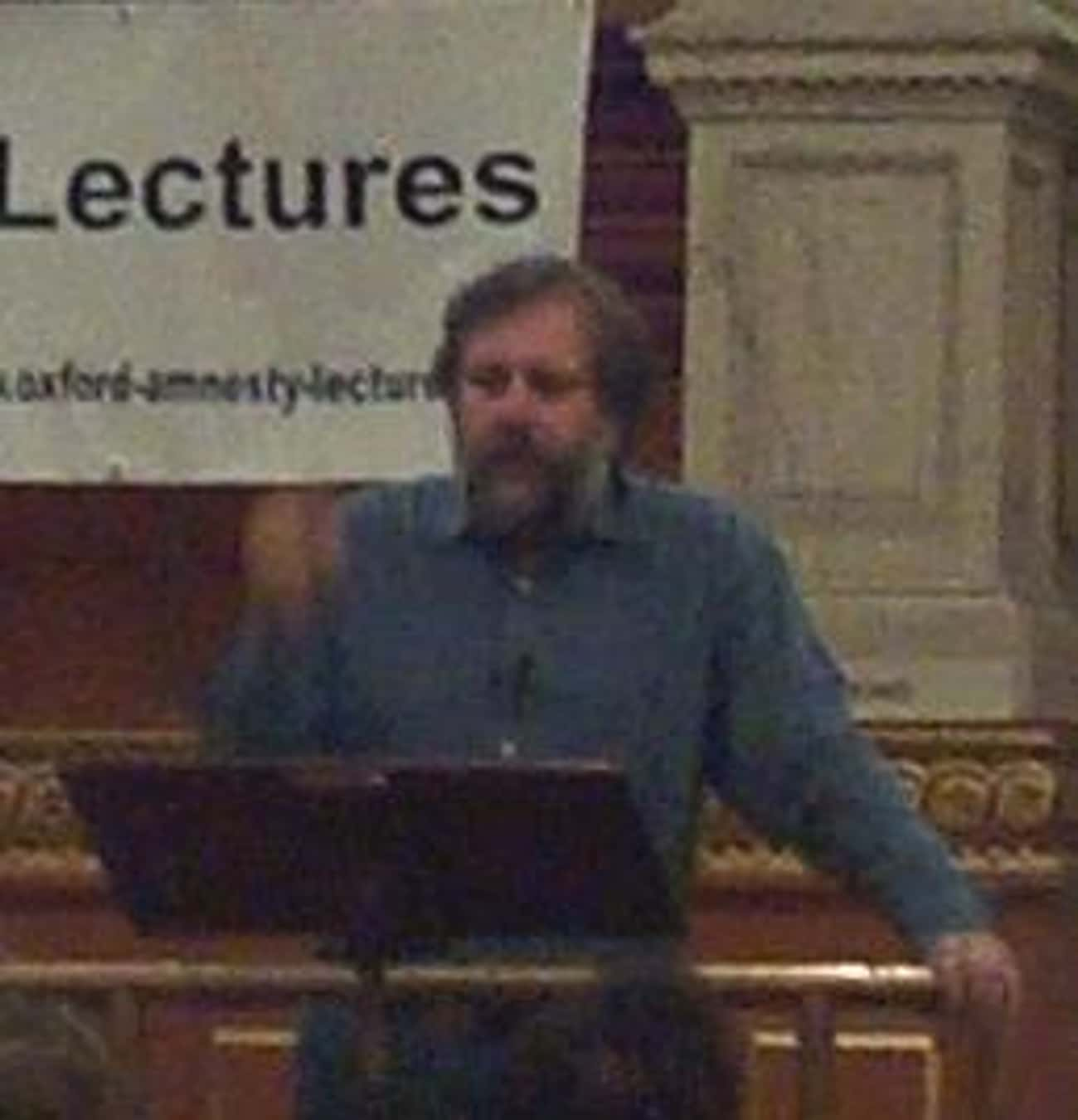 Slavoj Žižek is listed (or ranked) 3 on the list List of Famous Cultural Critics