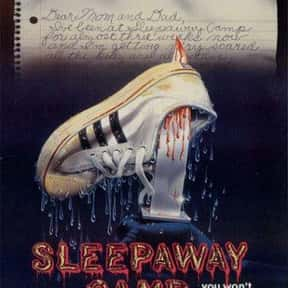 Sleepaway Camp is listed (or ranked) 21 on the list The Best Movies On Shudder