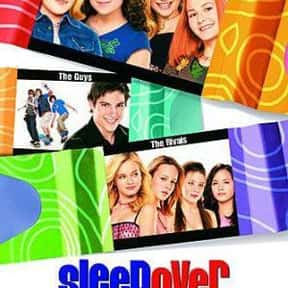 Sleepover is listed (or ranked) 13 on the list The Best Movies About Teenage Girl Friendships