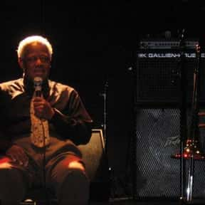 Slide Hampton is listed (or ranked) 22 on the list List of Famous Trombonists
