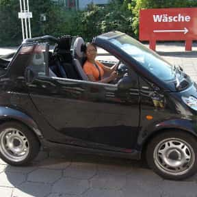 Smart Fortwo is listed (or ranked) 9 on the list The Worst Cars Ever Made