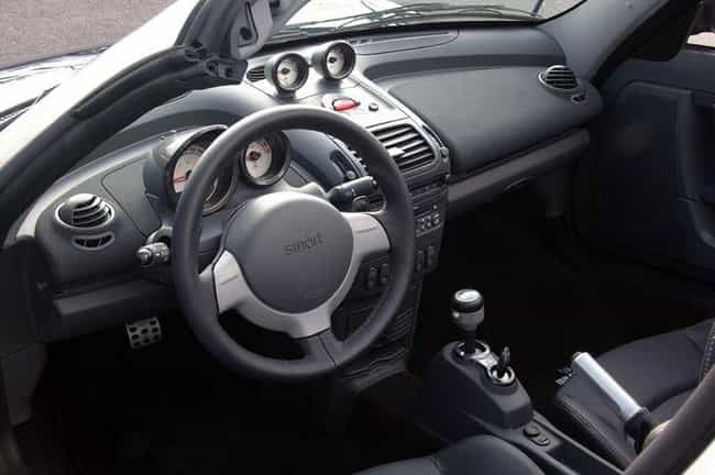 Smart Roadster is listed (or ranked) 3 on the list Full List of Smart Models