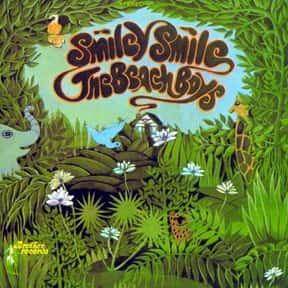 Smiley Smile is listed (or ranked) 9 on the list The Best Beach Boys Albums of All Time