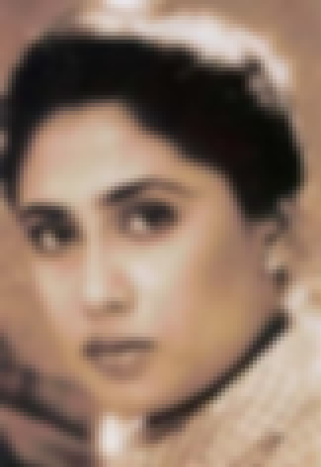 Smita Patil is listed (or ranked) 5 on the list Women Who Died in Childbirth