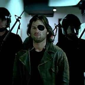 Snake Plissken is listed (or ranked) 12 on the list The Most Likable Movie Antiheroes