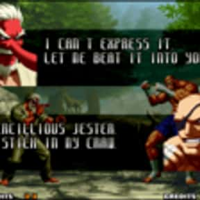 SNK vs. Capcom: SVC Chaos is listed (or ranked) 14 on the list The Best Neo Geo Fighting Games