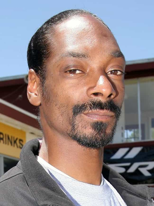 Snoop Dogg is listed (or ranked) 3 on the list American Celebs Who Were in British Commercials