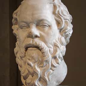 Socrates is listed (or ranked) 3 on the list The Greatest Minds of All Time