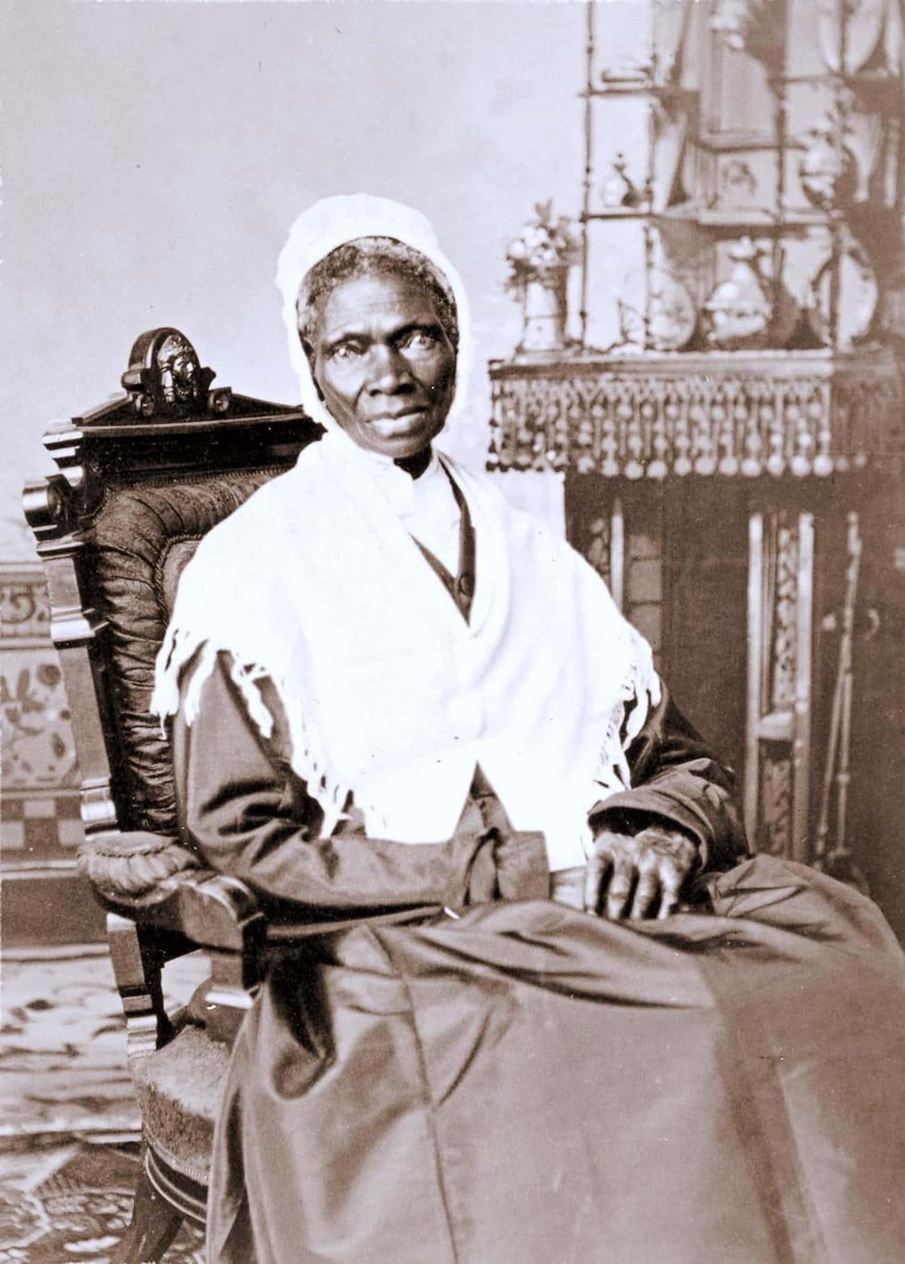 Sojourner Truth is listed (or ranked) 4 on the list Famous People You Didn't Know Were Seventh-Day Adventists
