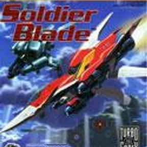 Soldier Blade is listed (or ranked) 7 on the list The Best TurboGrafx-16 Games