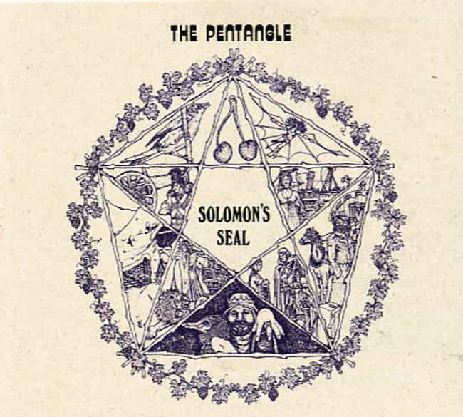 Solomon's Seal is listed (or ranked) 4 on the list The Best Pentangle Albums of All Time