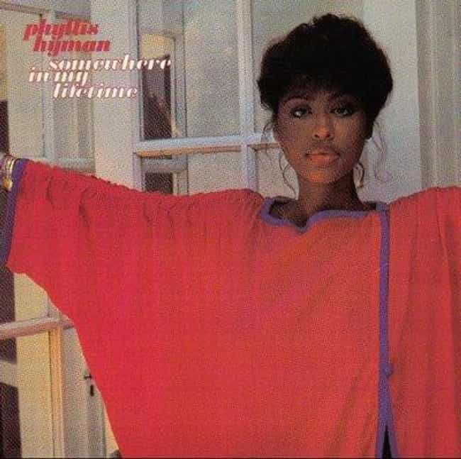 Somewhere in My Lifetime is listed (or ranked) 4 on the list The Best Phyllis Hyman Albums of All Time