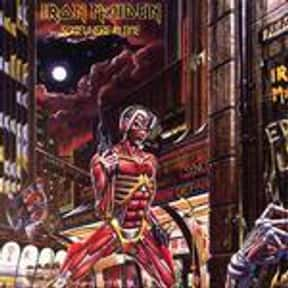 Somewhere in Time is listed (or ranked) 2 on the list All Iron Maiden Albums, Ranked Best to Worst