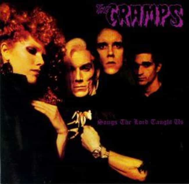 Songs the Lord Taught Us is listed (or ranked) 2 on the list The Best Cramps Albums of All Time
