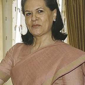Sonia Gandhi is listed (or ranked) 19 on the list Famous Authors from Italy