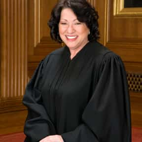 Sonia Sotomayor is listed (or ranked) 18 on the list Famous Yale Law School Alumni
