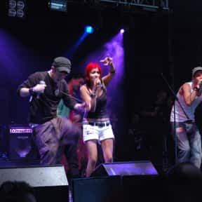Sonic Boom Six is listed (or ranked) 13 on the list The Best Ragga Musicians