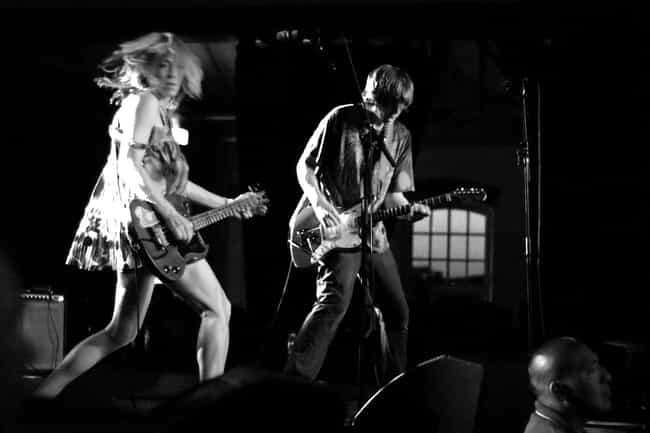 Sonic Youth is listed (or ranked) 2 on the list Bands That Are (Or Were) Couples