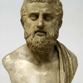 Sophocles is listed (or ranked) 2 on the list The Greatest Playwrights in History