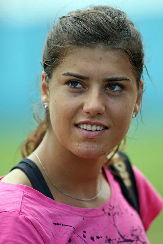 Sorana Cîrstea is listed (or ranked) 3 on the list The Best Tennis Players from Romania