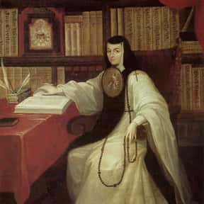 Sor Juana is listed (or ranked) 12 on the list The Greatest Poets of All Time
