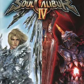 Soulcalibur IV is listed (or ranked) 17 on the list The Best Xbox 360 Fighting Games of All Time