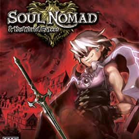 Soul Nomad & the World Eaters is listed (or ranked) 17 on the list Nippon Ichi Games List