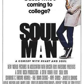 Soul Man is listed (or ranked) 20 on the list The Best Movies About Ivy League Schools