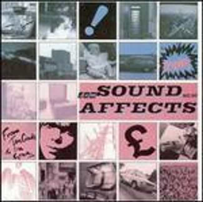 Sound Affects is listed (or ranked) 2 on the list The Best Jam Albums of All Time