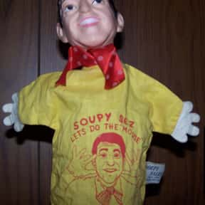 Soupy Sales is listed (or ranked) 15 on the list Famous People From North Carolina