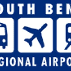 South Bend Airport is listed (or ranked) 4 on the list All Indiana Airports