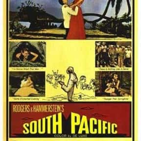 South Pacific is listed (or ranked) 19 on the list The Very Best Classic Musical Movies, Ranked