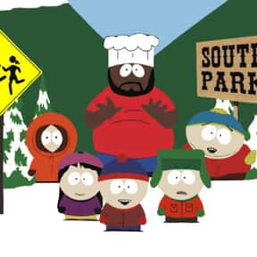 South Park is listed (or ranked) 10 on the list The Best Sitcoms That Aired Between 2000-2009, Ranked