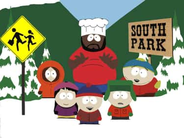 South Park is listed (or ranked) 1 on the list What to Watch If You Love 'Robot Chicken'