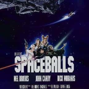 Spaceballs is listed (or ranked) 6 on the list The Best Sci Fi Comedy Movies, Ranked